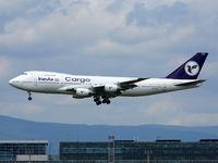 EP-ICD @ EDDF - Iran Air Cargo; Boeing 747-21AC, c/n: 24134
