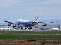 VP-BIK @ EDDF - AirBridgeCargo; 747 400