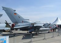 46 48 @ EDDB - Panavia Tornado ECR of the German air force at ILA 2010, Berlin - by Ingo Warnecke