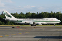 N491EV @ ANC - Evergreen Boeing 747-400 - by Dietmar Schreiber - VAP