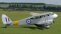 G-AIYR @ EGSU - 2. HG691 at The Duxford Trophy Aerobatic Contest, June 2010 - by Eric.Fishwick