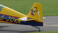 G-JOKR @ EGSU - 5. G-JOKR at The Duxford Trophy Aerobatic Contest, June 2010