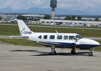 C-GPMP @ CYVR - Piper PA-31-350 - by Mark Pasqualino