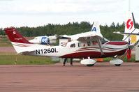 N1260L @ ESOK - Based here in Karlstad, Sweden. Currently up for sale. - by Krister Karlsmoen