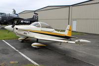 C-GQPY @ CYYJ - Mustang II - by Mark Pasqualino