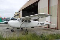 C-GIOT @ CYYJ - Cessna 172 - by Mark Pasqualino