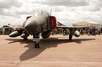 7487 @ EGVA - Taken at the Royal International Air Tattoo 2009 - by Steve Staunton