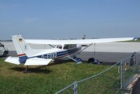 D-EOXO @ EDDB - Reims / Cessna F.172N at ILA 2010, Berlin - by Ingo Warnecke