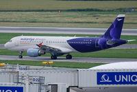 9K-EAA @ VIE - Wataniya Airbus A320-219 - by Chris J