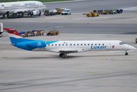 LX-LGI @ VIE - Luxair ERJ 145LU