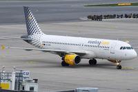 EC-GRH @ VIE - Vueling Airbus A320-211