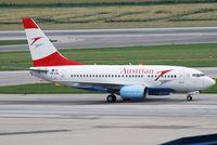 OE-LNL @ VIE - Austrian Airlines Boeing 737-6Z9