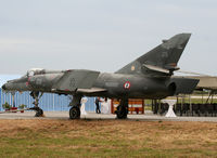 25 @ LFTH - Displayed Super Etendard at the VIP area... - by Shunn311