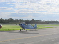 N37716 @ GVQ - Just arrived at Fathers Day Fly-In-Breakfast. - by Terry L. Swann