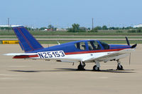N25153 @ AFW - At Alliance Airport, Ft. Worth, TX