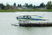 C-FMXR @ YVR - C-FMXR in its latest guise,on the Fraser River - by metricbolt
