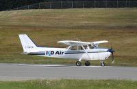 C-GWOK @ CYYJ - Cessna 172M - by Mark Pasqualino