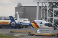 C-GMPT @ CYVR - Eurocopter EC120B - by Mark Pasqualino