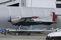 C-FCUK @ CYVR - Cessna A185F - by Mark Pasqualino