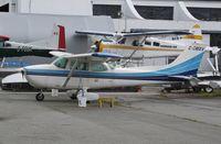 C-GMXV @ CYVR - Cessna 172M - by Mark Pasqualino