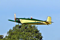 G-APBO @ EGBP - Druine D.53 Turbi [PFA 229] Kemble~G 18/08/2006. Seen at the PFA Flying For Fun 2006 Kemble. - by Ray Barber