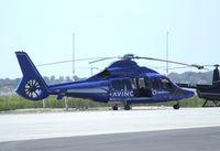 D-HLEW @ EDDB - Eurocopter EC155B at ILA 2010, Berlin - by Ingo Warnecke