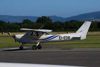 EI-EDB @ EIWT - Cessna 152 c/n152-82993 - by Noel Kearney