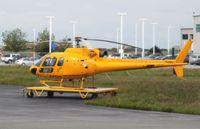 C-FTHY @ CYVR - Aerospatiale AS 350 B-2 - by Mark Pasqualino