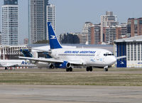 LV-ZZI @ SABE - ARGENTINA 1781 arriving at AEP from Formosa. - by Jorge Molina