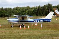 OO-AWC @ EBBT - Airfield Brasschaat 100 Years - by Robert Roggeman