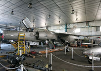 30 - S/n 30 - Mirage F1EQ preserved inside this small new French Museum near Lyon... Iraq Air Force ntu... This aircraft has never flown ;-) - by Shunn311