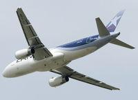 CC-CQM @ SAEZ - LAN Ecuador 1446 taking off RWY 11. - by Jorge Molina