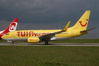 D-AHXI @ VIE - Tuifly Boeing 737-700 - by Dietmar Schreiber - VAP