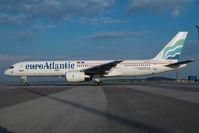 CS-TFK @ VIE - Euroatlantic Boeing 757-200 - by Dietmar Schreiber - VAP