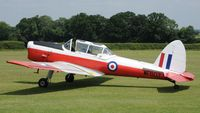 G-HAPY @ EGTH - WP803 visiting Shuttleworth (Old Warden) Airfield  - by Eric.Fishwick