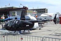 D-HSKG @ EDDB - Robinson R-44 Raven II at ILA 2010, Berlin - by Ingo Warnecke