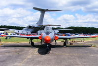 66654 @ X3BR - Aero L-29 Delphin preserved at Bruntingthorpe - by Chris Hall