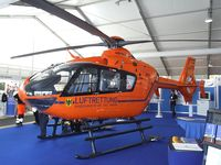 D-HZSK @ EDDB - Eurocopter EC135T2+ of the German ministry of the interior as EMS at ILA 2010, Berlin - by Ingo Warnecke