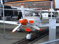 D-ERAF @ EDDB - Grob G.115E at ILA 2010, Berlin - by Ingo Warnecke