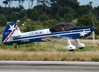 F-BXHE @ LFTH - On take off from demo flight one day before LFTH Open Day 2010... - by Shunn311