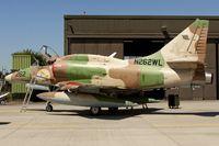 N262WL @ ETNT - BAE Systems /Flightsystems A-4N