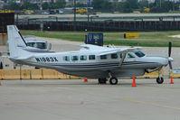 N1983X @ KORD - 2003 Cessna 208B, c/n: 208B1013 at Chicago O'Hare