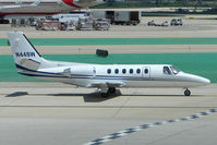 N44SW @ KORD - 1994 Cessna 550, c/n: 5500733 at Chicago O'Hare
