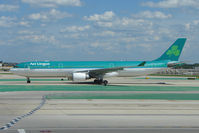 EI-DUZ @ KORD - 2007 Airbus A330-302, c/n: 847 of Aer Lingus at Chicago O'Hare