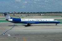 N847HK @ KORD - 2004 Embraer EMB-145LR, c/n: 14500857 of United Express at Chicago O'Hare