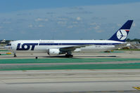 SP-LPC @ KORD - LOT's Boeing 767-35D (ER), c/n: 28656 at Chicago O'Hare
