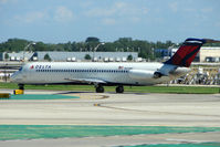 N676MC @ KORD - 'Old Timer ' 1975 Mcdonnell Douglas DC-9-51, c/n: 47652 now in Delta colours