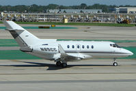 N85CC @ KORD - 1996 Raytheon Corporate Jets Inc HAWKER 800XP, c/n: 258307 at Chicago O'Hare