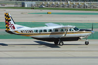 N732MD @ KORD - 2004 Cessna 208B, c/n: 208B1083 at Chicago O'Hare