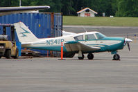 N5411P @ PANC - 1958 Piper PA-24-250, c/n: 24-465 at Anchorage
